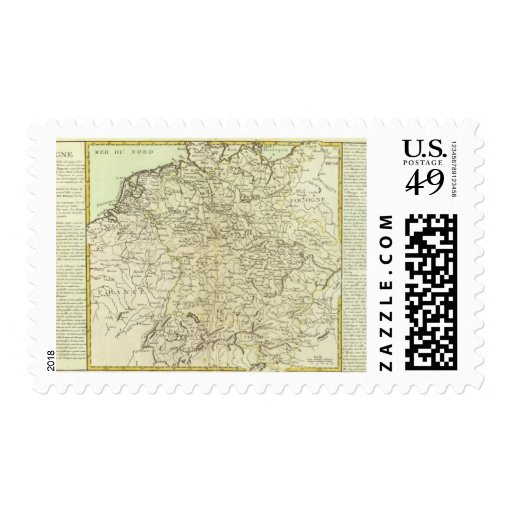 Europe, Germany, Austria Postage Stamps