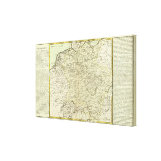 Europe, Germany, Austria Stretched Canvas Prints