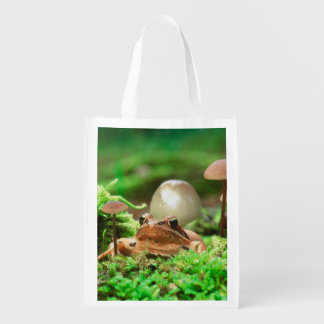 EUROPE, Germany, Baltic Sea, Island of Ruegen. Reusable Grocery Bag