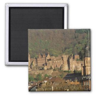 Europe, Germany, Heidelberg. Castle Magnet