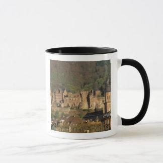 Europe, Germany, Heidelberg. Castle Mug