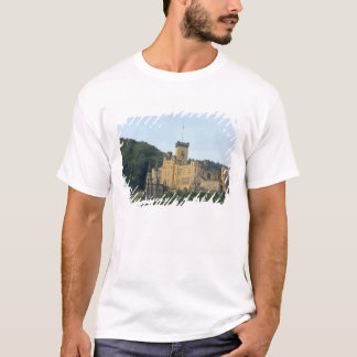 Europe, Germany, near Koblenz, Castle Schloss T-Shirt