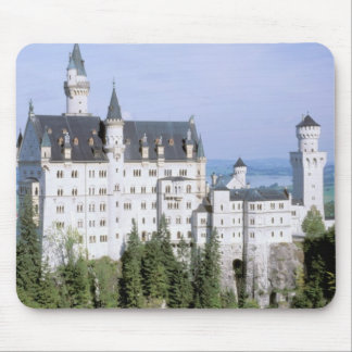 Europe, Germany, Neuschwanstein Castle, built Mouse Pad