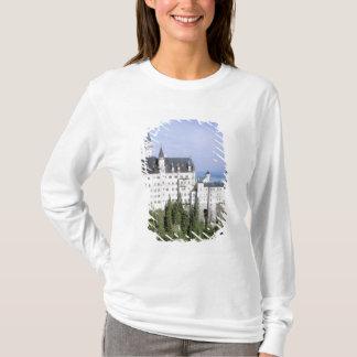 Europe, Germany, Neuschwanstein Castle, built T-Shirt