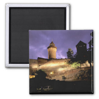 Europe, Germany, Numberg, Imperial Castle Magnet