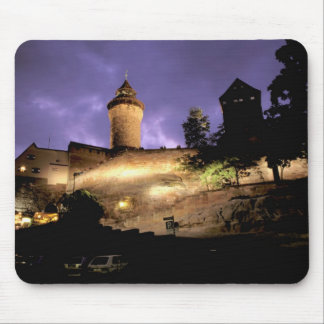Europe, Germany, Numberg, Imperial Castle Mouse Pad