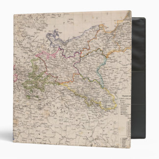 Europe, Germany, Poland Binder
