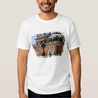 Europe, Germany, Potsdam. Parc Sanssouci, Neus Shirt