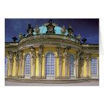 Europe, Germany, Potsdam. Park Sanssouci, 2 Greeting Card