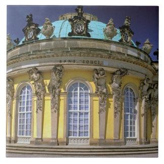 Europe, Germany, Potsdam. Park Sanssouci, 2 Ceramic Tile
