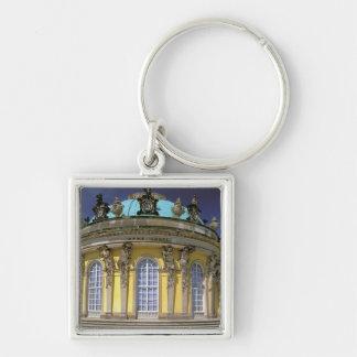 Europe, Germany, Potsdam. Park Sanssouci, 2 Keychain