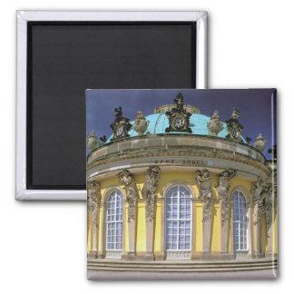Europe, Germany, Potsdam. Park Sanssouci, 2 Magnet