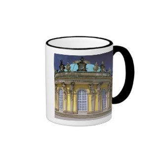 Europe, Germany, Potsdam. Park Sanssouci, 2 Ringer Mug