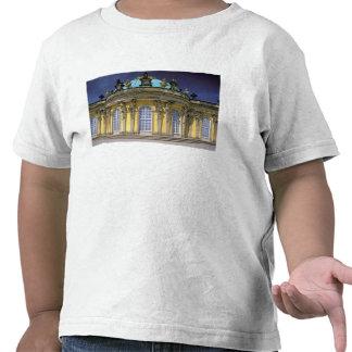 Europe, Germany, Potsdam. Park Sanssouci, 2 T-shirts