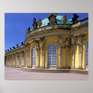 Europe, Germany, Potsdam. Park Sanssouci, 3 Poster