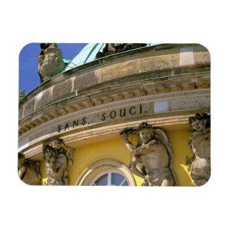 Europe, Germany, Potsdam. Park Sanssouci, Magnet