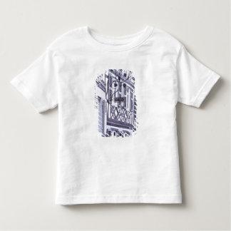 Europe, Germany, Rhineland, Pfalz, Boppard. Half Toddler T-shirt
