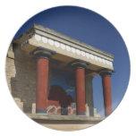 Europe, Greece, Crete (aka Kriti), Heraklion 2 Melamine Plate