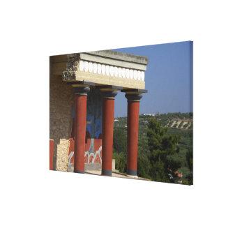 Europe, Greece, Crete (aka Kriti), Heraklion Stretched Canvas Prints
