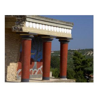 Europe, Greece, Crete (aka Kriti), Heraklion Postcard