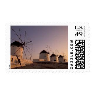Europe, Greece, Cyclades Islands, Mykonos, Postage