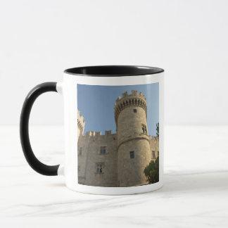 Europe, Greece, Dodecanese Islands, Rhodes: Mug