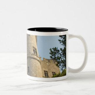 Europe, Greece, Dodecanese Islands, Rhodes: Two-Tone Coffee Mug