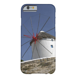 Europe, Greece, Mykonos. 3 Barely There iPhone 6 Case