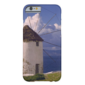 Europe, Greece, Mykonos. A striking white Barely There iPhone 6 Case
