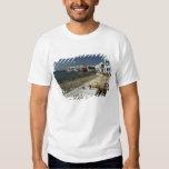 Europe, Greece, Mykonos. Views of the seaside T-Shirt