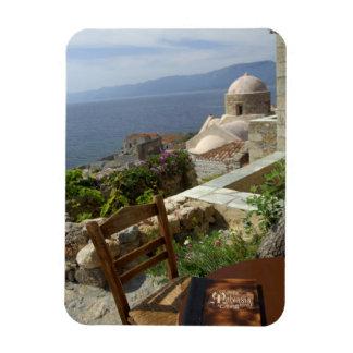 Europe, Greece, Peloponnese, Monemvasia (single Magnet