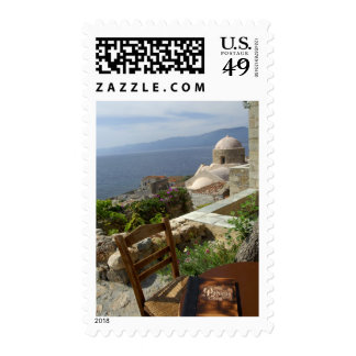 Europe, Greece, Peloponnese, Monemvasia (single Stamps