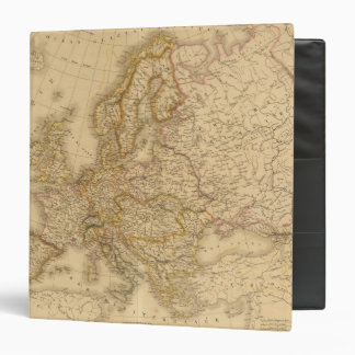 Europe in 1789 binder
