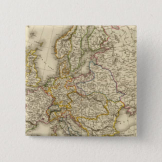Europe in 1789 button