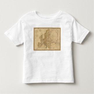 Europe in 1789 t shirt