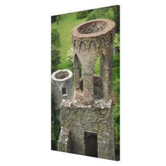 Europe, Ireland, Blarney Castle. THIS IMAGE Canvas Print