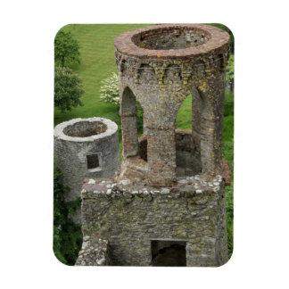 Europe, Ireland, Blarney Castle. THIS IMAGE Rectangular Photo Magnet