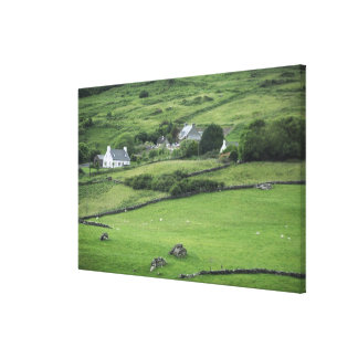 Europe, Ireland, Kerry County, Ring of Kerry. Canvas Print
