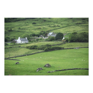 Europe, Ireland, Kerry County, Ring of Kerry. Photo Print