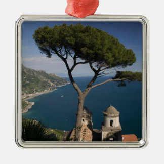 Europe, Italy, Campania, (Amalfi Coast), 2 Metal Ornament