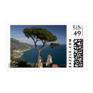 Europe, Italy, Campania, (Amalfi Coast), 2 Postage Stamp