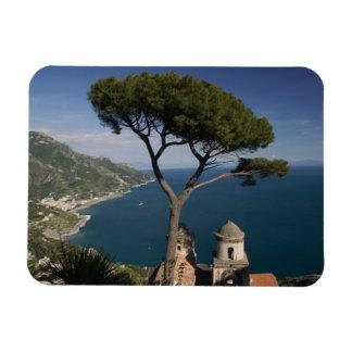 Europe, Italy, Campania, (Amalfi Coast), 2 Rectangle Magnet