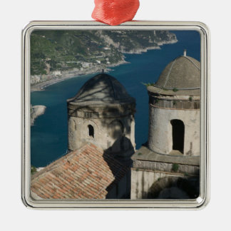 Europe, Italy, Campania, (Amalfi Coast), 3 Metal Ornament
