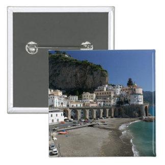 Europe, Italy, Campania, (Amalfi Coast), Amalfi: Pin