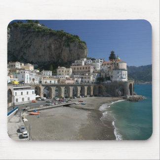 Europe, Italy, Campania, (Amalfi Coast), Amalfi: Mouse Pad