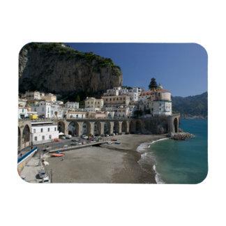 Europe, Italy, Campania, (Amalfi Coast), Amalfi: Rectangular Magnet