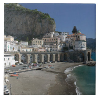 Europe, Italy, Campania, (Amalfi Coast), Amalfi: Tile