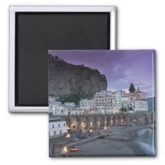 Europe, Italy, Campania (Amalfi Coast) Atrani: Magnets