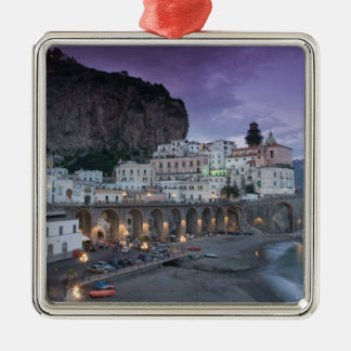 Europe, Italy, Campania (Amalfi Coast) Atrani: Metal Ornament