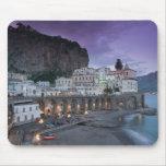 Europe, Italy, Campania (Amalfi Coast) Atrani: Mouse Pad